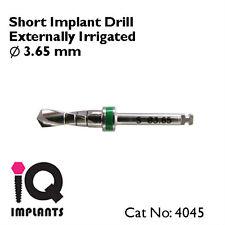 Short 3.65mm Dental Implant-Implants Drill Extern.Irrigation.Surgery Instruments
