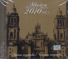 Mexico y Historia y Musica 2010 Vol 1 Lucha Reyes,Javier Solis,Rocio Banquells