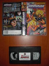 New Dominion Tank Police Actos V & VI (5-6) [Anime VHS] Manga Films Ed.Española