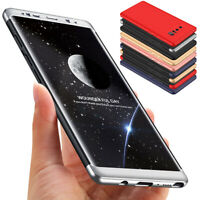 Ultra Thin Hard PC Protective Shockproof Case Cover For Samsung Galaxy Note 8 9