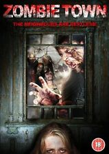 Zombie Town (DVD) (NEW AND SEALED) (REGION 2) (FREE POST)