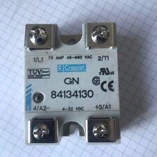 Crouzet GN84134130 relè elettrostatico