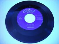 The Five Keys Ling, Ting, Tong / I'm Alone 1954 45rpm