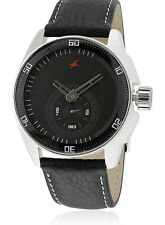 FASTRACK Analog Black Strap Sports Watch for Mens NG3089SL04