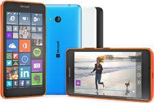 100% New Original Microsoft Lumia 640 LTE - 8GB - Black (Unlocked) Smartphone