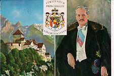 Vintage Postcard Franz Joseph II, Prince of Liechtenstein