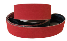 "5pcs 2/""x72/"" Sanding Belts Ceramic VSM XK870X 120 Grit"
