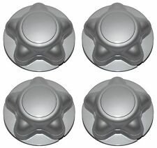 1997-2004 FORD F-150 F150 EXPEDITION Steel Wheel SILVER Center Hub Cap SET of 4