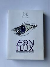 Aeon Flux - The Complete Animated Collection (Dvd 3-Disc Box Set) Mtv 1990s 90s