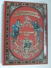 Nederlandsche Postzegel Stamp Auction Catalogue -March 2019