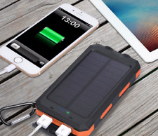 20000mAh waterproof solar mobile charger