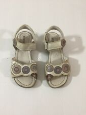 Ecco Girls Sandals Size 28 Us Size 10