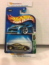 Muscle Tone #10 W/ Real Riders * Treasure Hunt * 2003 Hot Wheels * M2