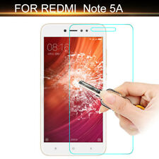 9H Premium Tempered Glass Screen Protector Cover Film For XiaoMi Redmi Note 5A