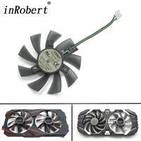DIY 85MM T129215SU 4Pin Cooler Fan For Gigabyte GeForce GTX 1050 Ti 1070 RX 480
