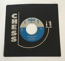 Muddy Waters / Rollin' Stone & Walkin' Blues / CHESS/Third Man 45  MINT!