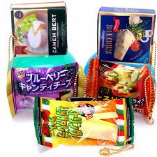 Gashapon J Dream Cheese Japanese Squishy Charm 1 Random Mini Figure