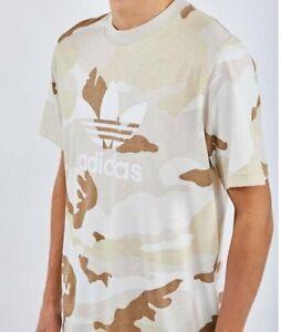 Mens 2021 Adidas Camo Graphics All Over Print Camo - Men T-Shirts M-L-XL