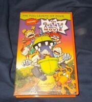 THE RUGRATS MOVIE VHS PAL BIG BOX