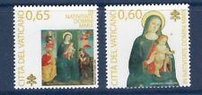VATICAN CITY 2009 SCOTT NH 1432-33 Christmas Nativity Painting - FreeUSAShipping