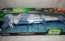 Hasbro Star Wars B-Wing - 2001 Starship Power of the Jedi 3.75 scale