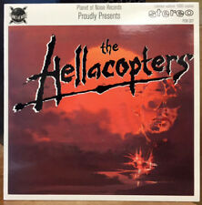 """HELLACOPTERS What Are You/ Lowdown/ Another Place 7"""" 45 IMPORT COLOR VINYL"""