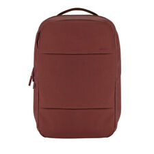 "Incase City Commuter School Bag 15"" Laptop Backpack Deep Red"