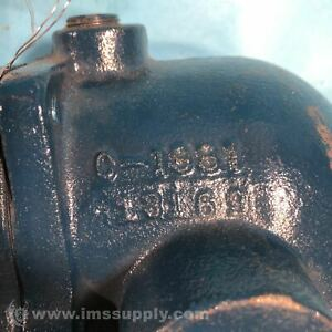 Armstrong B12 Iron Steam Trap, 3/4 In Npt FNIP