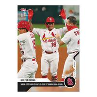 Kolten Wong - MLB TOPPS NOW Card 137 - Print Run: 282