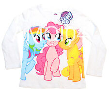 My Little Pony Girls Long Sleeve Top Size 4 New
