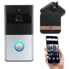 720P Smart Video Doorbell WiFi Wireless Intercom Door Bell Security Camera Bell