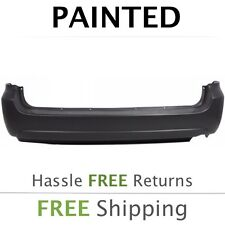 NEW Fits: 2004 2005 2006 Toyota Sienna w/o Snsrs Rear Bumper Painted TO1100229