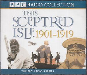 This Sceptred Isle 1901 - 1919 3CD Audio Book BBC Radio 4 Series History