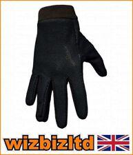 Gants thermiques noir taille M pour motocyclette