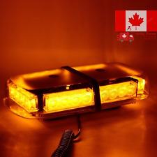 24 LED 24 Watts Emergency Hazard Warning LED Mini Bar Strobe Light for Snow P...