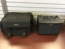Roland AC-60 Acoustic Chorus Guitar Amp w/ Padded Travel Bag