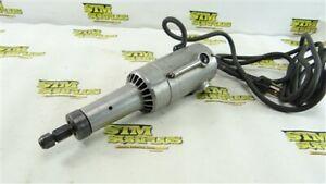 """CRAFTSMAN ELECTRIC DIE GRINDER 1/5 HP 24,000 RPM 120V 1/4"""" COLLET"""