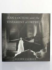 Jean Cocteau and the Testament of Orpheus, L. CLERGUE, D. LeHardy SWEET. 2001