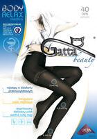 Gatta Body Relax Medica Anti-varix tights 40 den Shaping Figure Part