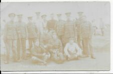 "RARE MILITARY POSTCARD,ARMY SOLDIER""1st SOMERSET,LIGHT INFANTRY,TEDDY BEARS""RP"