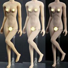 1/6 weiblichen Körper  Medium Büste nahtlose Fuß with Bikini action figuren