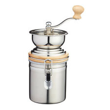 Le Xpress Stainless Steel Traditional Coffee Grinder - Perfect for caffe lovers