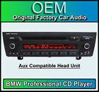 BMW PROFESIONAL REPRODUCTOR DE CD 3 Series Estéreo Radio coche E90 E91 E92