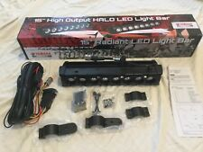 "YAMAHA YXZ1000R HIGH OUTPUT 15"" HALO LED LIGHT BAR 2HC-H4104-P0-00 UTV SxS YXZ"
