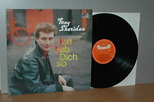 Tony sheridan je aime tellement te D 86 Bear Family vg + +/M-perfect vinyle LP BEATLES