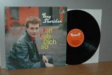 Tony Sheridan Ich lieb dich so D 86 Bear Family VG++/M- perfect Vinyl LP Beatles