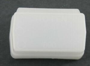 """Sto-Fen 600 - Flash Diffuser - ~1 5/8 x 2.5"""" Attachment - White - USED C1132"""