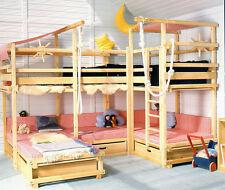 Baupläne für Abenteuerbett Piratenbett Gullibo und ähnliche MOA 103XXL
