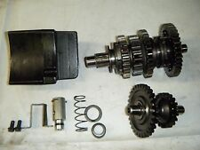 2001 Yamaha Grizzly 600 ATV Transmission Gears