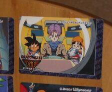 DRAGON BALL GT Z DBZ POWER BATTLE CARD JAPANESE CARTE 69 MADE IN JAPAN 1996 **